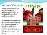 andrew clements2