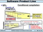 software product line1
