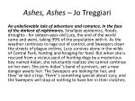ashes ashes jo treggiari
