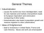 general themes1
