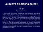 la nuova disciplina patenti3