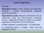 social cognition14