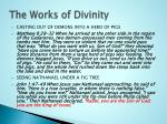 the works of divinity2