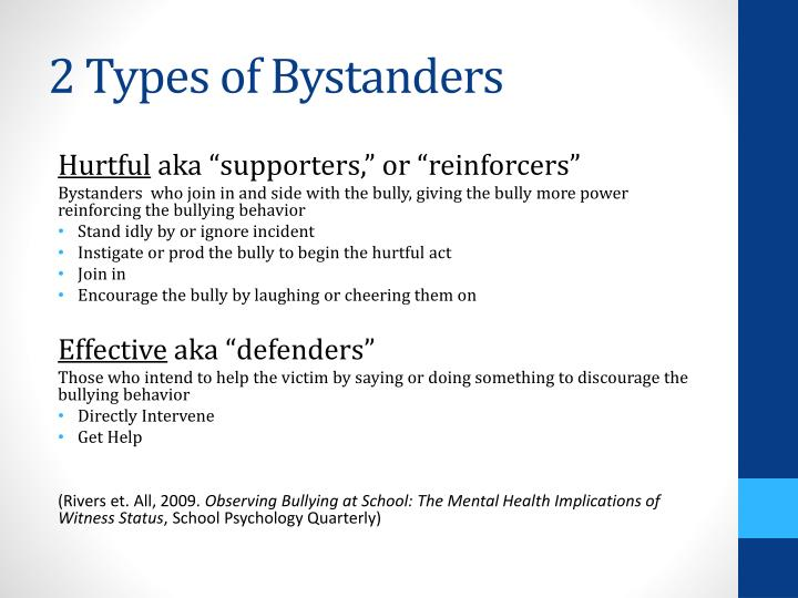 characteristics of bullying behavior psychology essay Free essay: bullying by definition is a form of aggressive behavior in which someone intentionally and repeatedly causes another person injury or discomfort when someone first thinks of bullying, their perception of the bully may be someone who chooses to be mean or cruel to another due to their own.