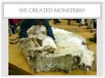 we created monsters3