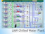 uah chilled water plant