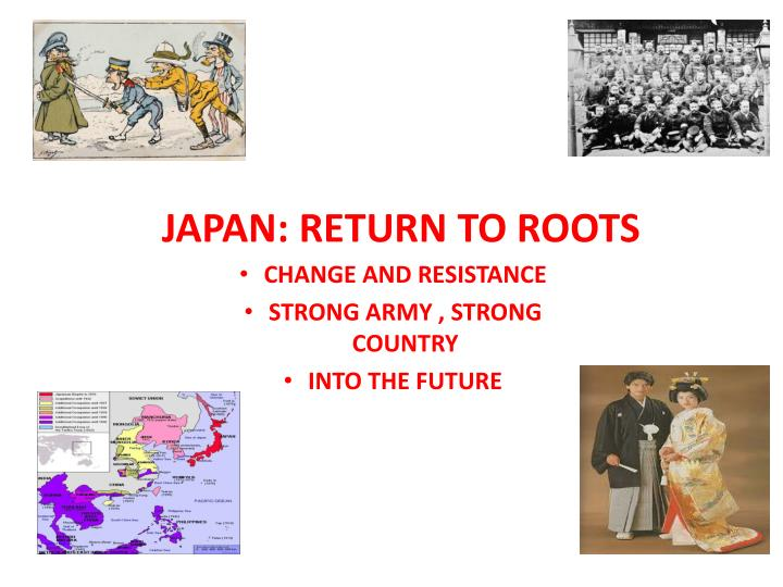 japan return to roots n.