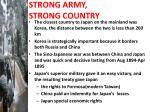 strong army strong country1