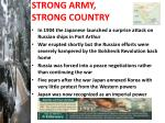 strong army strong country3