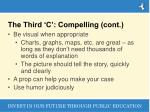 the third c compelling cont1