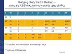 bridging study part b thailand compare aidsvax alum vs novartis gp120 mf59