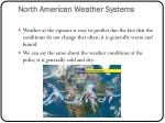 north american weather systems