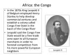africa the congo