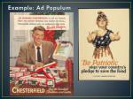 example ad populum