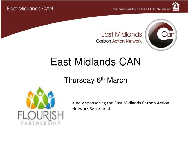 east midlands can thursday 6 th march n.
