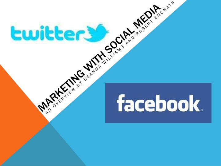 marketing with social media n.