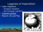 legacies of imperialism1
