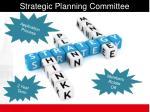 strategic planning committee