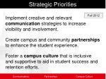 strategic priorities1