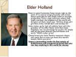 elder holland1