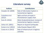literature survey1