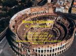 roman coliseum by daniel mulraney