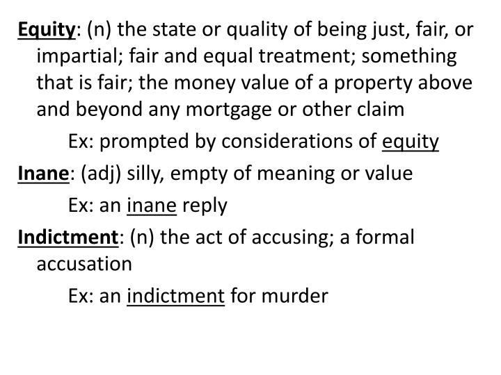 fair and equal treatment Federal fair lending regulations and statutes overview the federal fair lending laws—the equal credit  ence in treatment, the treatment was motivated by.