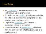 pr ctica