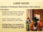 a brief history3