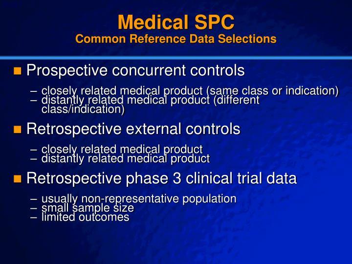 Medical SPC