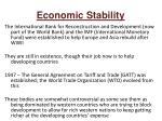 economic stability1