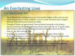 an everlasting love literature and art