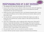 responsibilities of a key worker5