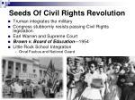seeds of civil rights revolution