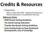 credits resources