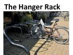 the hanger rack