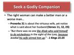 seek a godly companion2
