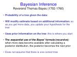 bayesian inference reverend thomas bayes 1702 17601