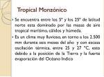 tropical monz nico
