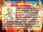chun jie house cleaning