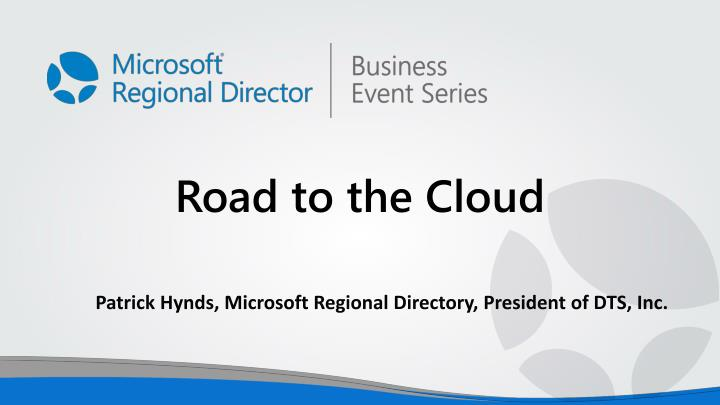 road to the cloud n.