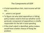 the components of gdp2