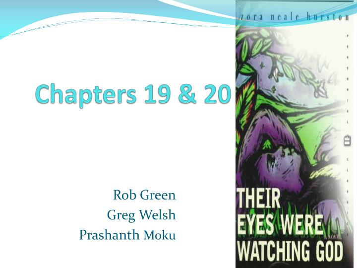 chapters 19 20 n.
