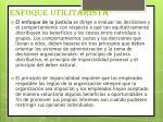 enfoque utilitarista1