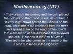 matthew 21 1 13 niv2