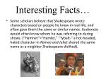 interesting facts1