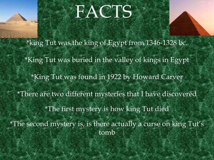 the curse of king tut pdf