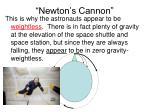 newton s cannon4