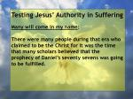 testing jesus authority in suffering22