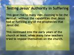 testing jesus authority in suffering24
